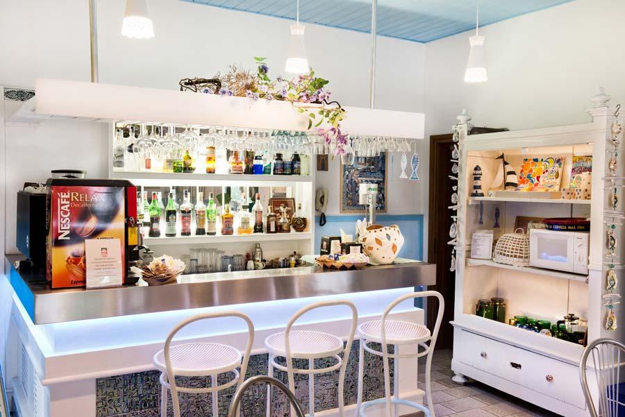 Bar Aperitivi Hotel Villa Rosa Cesenatico