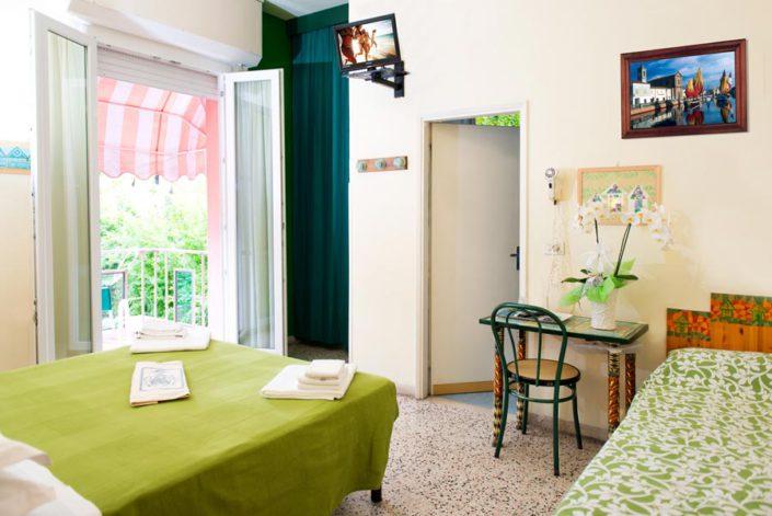 Camera Hotel 2 stelle a Cesenatico