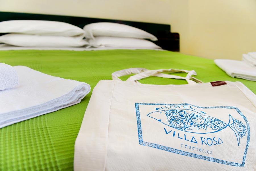 Dettaglio Camera Hotel Villa Rosa Cesenatico