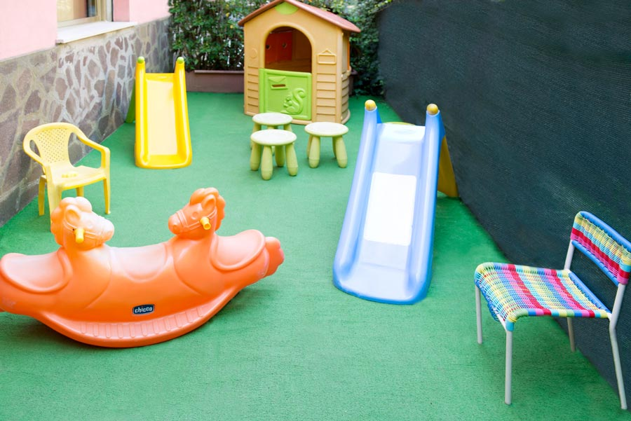 Giochi per bambini hotel per famiglie Cesenatico