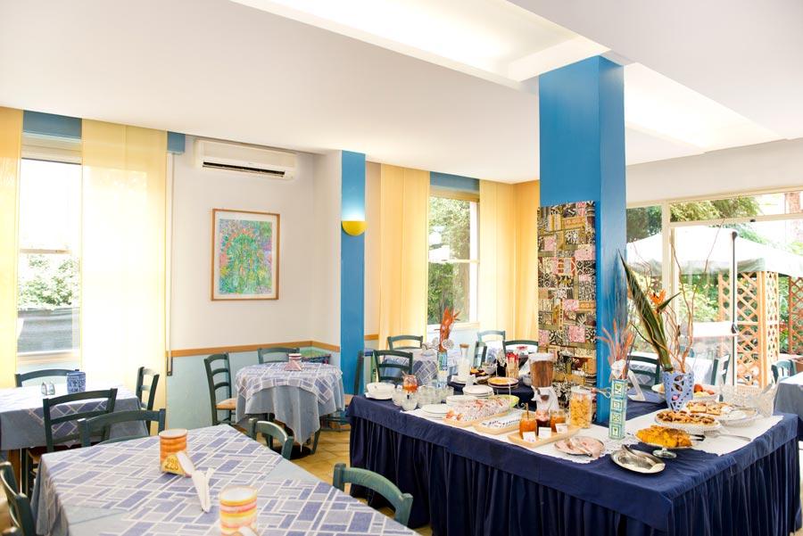 Ristorante Hotel Villa Rosa cucina tradizionale Km 0