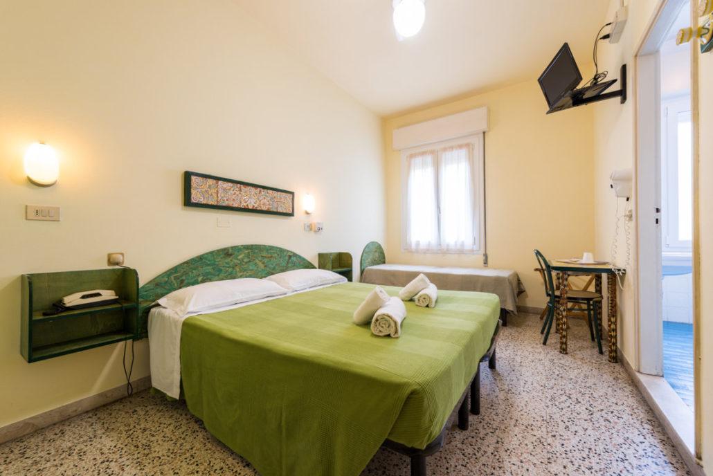 Camera Hotel a Cesenatico vacanza mare in Romagna